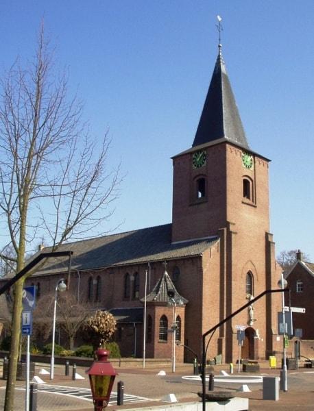 St. Martinuskerk Schijf
